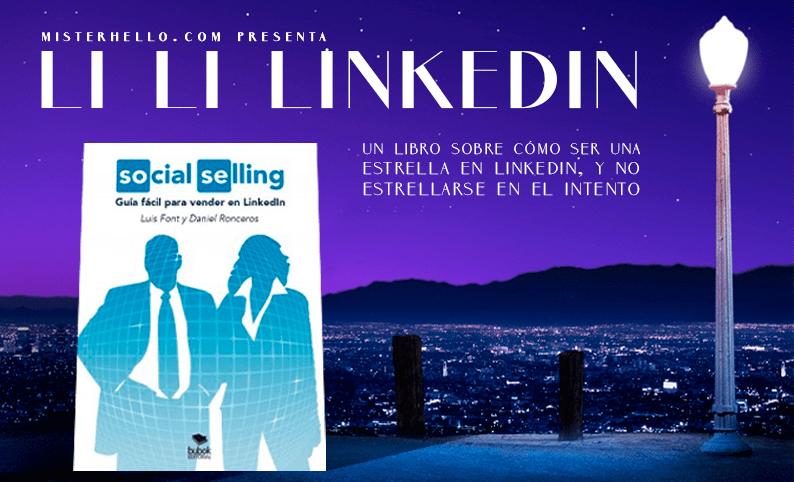 XLIV | LI LI LINKEDIN; SITE DE LAS ESTRELLAS