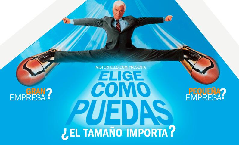 XCII | ¿EL TAMAÑO IMPORTA! ¡DE VERDAD?