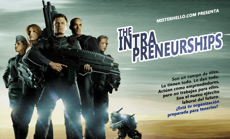 intraemprendedores