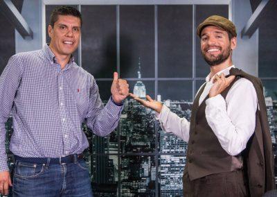 Dani Ronceros vendedor/vencedor