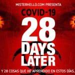 CLXXIV | 28 COSAS QUE HE APRENDIDO DEL COVID-19