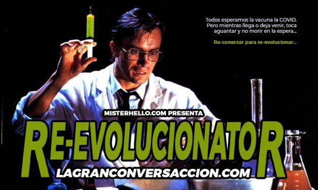 CXC | LAGRANCONVERSACCION; RECONEXIÓN EN TIEMPOS DE DESCONEXIÓN