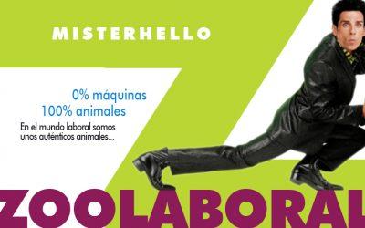 CXCIX | EN EL ZOO LABORAL, TODOS SOMOS UNOS ANIMALES…